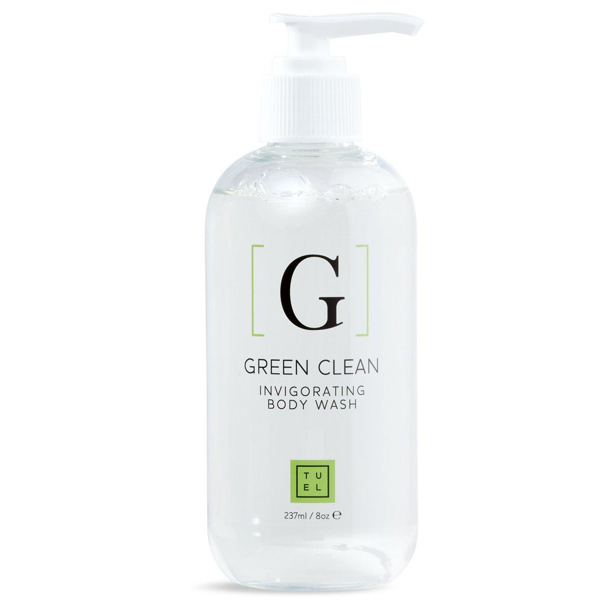 Green Clean Invigorating Body Wash